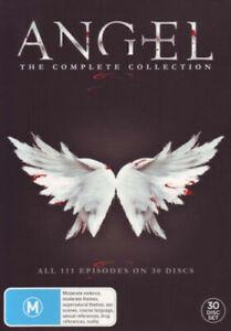 ANGEL Complete Series Seasons 1 - 5 : NEW DVD