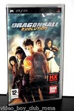 DRAGON BALL EVOLUTION GIOCO NUOVO SONY PSP EDIZIONE ITALIANA PG