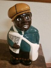 Alfano Art Pottery, Paperboy Cookie Jar, Mint 41/50