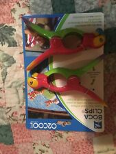 Boca Towel Clip Holder Parrot 2 Clips Great for Beach/ Pool New