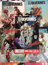 WOLVERINES #1-20 MARVEL Comic Book LOT FULL SERIES DEATH OF WOLVERINE SOULE