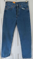 Levi's Stonewashed Regular Size Relaxed Jeans for Men