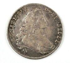 1/2 Taler Halber Madonnentaler 1754 Bayern Maximilian III. Joseph Silber 13,94 g