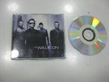 U2 CD Single Europa Walk On 2001 Promo