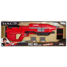 NEW BOOMco Halo UNSC Master Chief Weapon - MA5 Blaster