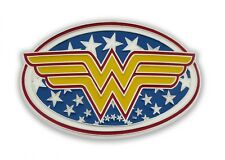 Wonder Woman Costume Halloween Belt Buckle DC Comics Super Mother Great Mom Day