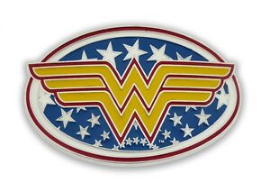 Wonder Woman Belt Buckle DC Comics Mother Day Original New Great Mom Day Cosplay