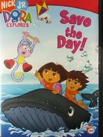 Dora the Explorer - Save the Day (DVD, 2006)