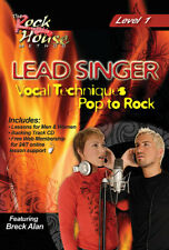 Breck Alan Level 1 Voice Learn to Play College School Teacher MUSIC DVD