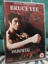 Bruce Lee The Immortal Dragon DVD
