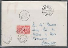 Canada 1967. Underpaid cover to Denmark. Postage due.