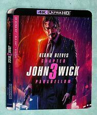 JOHN WICK, JURASSIC WORLD, JUPITER, JUSTICE LEAGUE, JIGSAW 4K Blu ray slipcover