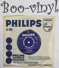 """Four 4 Seasons - I've Got You Under My Skin 1966 7"""" Philips BF 1511 Vg Con"""
