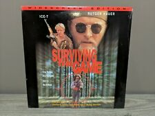 Surviving the Game Widescreen Laserdisc LD Ice T Brand New Sealed