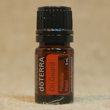 doTERRA ON GUARD 5 mL Essential Oil NEW Unopen SHIPS 24 hrs SUPPORT RESPIRATION