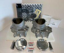 2008-2011 Kawasaki TERYX 750 Top Rebuild - Cylinders - Wiseco Pistons - Gaskets