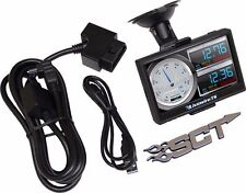 SCT LIVEWIRE TS TUNER For 1999-2016 FORD POWERSTROKE DIESEL SUPERDUTY 5015P