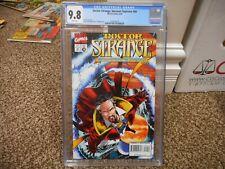 Doctor Strange Sorcerer Supreme 80 cgc 9.8 Marvel 1995 COOL cover Late issue WHT