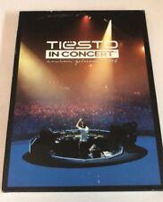 Tiesto In Concert 2004 (DVD) Very Good