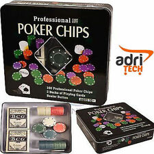 POKER GIOCO PROFESSIONAL POKER CHIPS FICHES GIOCO PROFESSIONALE POKER