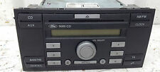2006 FORD FOCUS 1.8 DIESEL RADIO CD PLAYER UNIT 5M5T-18C815-FA NO CODE