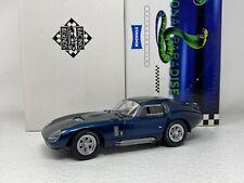 1/18 Exoto 1964 Shelby Cobra Daytona STANDOX Daytona Paradise Press Release RARE