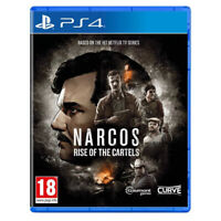 Narcos Rise of the Cartels PlayStation PS4 2020 EU English Factory Sealed