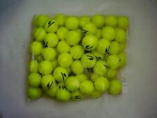 72 Tennis Balls CRESCENT TOUCH  Pressureless (6 doz bulk pack)