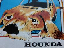Honda Civic 1200 1500 Wagon CVCC 1975 1976 1977 1978 1979 original card ad parts
