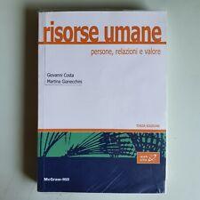 Risorse Umane - Persone, Relazioni e Valore - McGraw-Hill - 2012