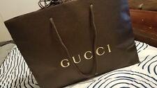 Gucci messenger bag leather Saffron