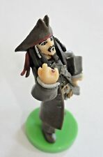 Pirates of the Caribbean Jack Sparrow Mini figure Choco Egg by furuta from Japan