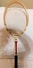 Vintage Wilson Club Champ Strata Bow Wood Tennis Racquet Racket 4 1/2