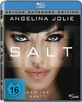 Salt (Deluxe Extended Edition) [Blu-ray] [Deluxe Edi...   DVD   Zustand sehr gut