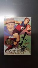 FITZROY LEGEND KEVIN MURRAY HAND SIGNED AFL SELECT 1996 TEAM OF THE CENTURY CARD