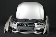 Audi S6 4G 420 PS Kühler Stoßstange LED Front Scheinwerfer Kotflügel Motorhaube