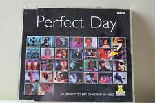 Perfect Day BBC Children In Need CD Single Royal Mail 1st Class P&P