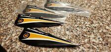"""Slingshot 1.75"""" kitesurfing fins - set of 4 brand new"""