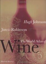 The World Atlas of Wine,Hugh Johnson, Jancis Robinson