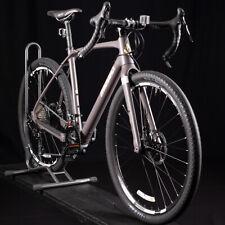 2020 Diamondback Haanjo 5C Expedition Carbon Gravel Bike, Size 56cm, Matte Brown