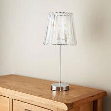 Nueva y Elegante Moderna Lámpara De Mesa De Prisma De Interior