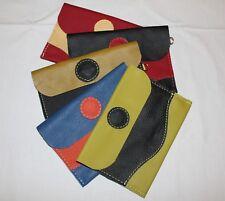 borsetto pochette porta oggetti vera pelle borsellino Portachiavi portafoglio