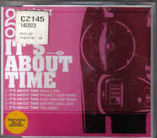 Project 2000-Its About time cd maxi single incl video