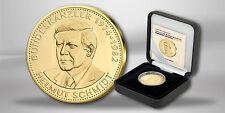 Polierte Platte thematische Medaillen aus Gold