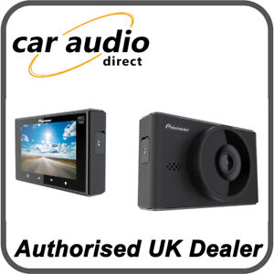 Pioneer VREC-170RS Front Facing Dashboard Camera Full HD Colour Accident Camera