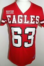 BASKETBALL BOSTON COLLEGE EAGLES Mens Shirt Size Small Red