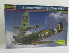 REVELL. SUPERMARINE SPITFIRE MK. ITEM #855516 SCALE 1/32  LQ-MM