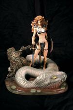 RED SONJA STATUE AP lim. 50 Ex.  FULL SIZE +signed+ MICHAEL TURNER  Artist Proof