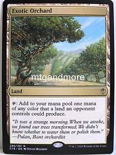 Magic commander 2016-Exotic Orchard