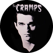 IMAN/MAGNET THE CRAMPS Nick Knox . lux interior poison ivy psychobilly trash